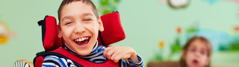 cerebral palsy child
