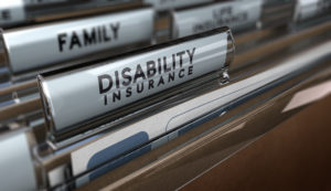 disability insurance paperwork